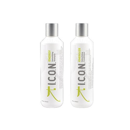 K I.C.O.N. Drench Shampoo 8.5oz + Free Conditioner 8.5oz (Combo Set) by Vidimear