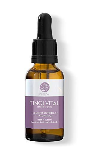 Segle Clinical Tinolvital Serum 30 ml. Antiarrugas intensivo de noche con Retinol