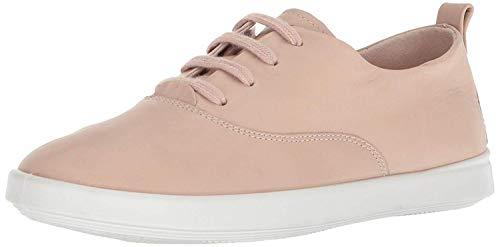 Ecco Damen LEISURE Sneaker, Pink (Rose Dust 1118), 37 EU