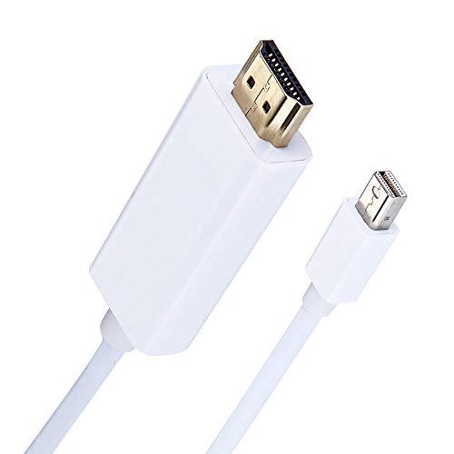Cable adaptador de puerto a HDMI de 1,8 m para MacBook Lead Apple