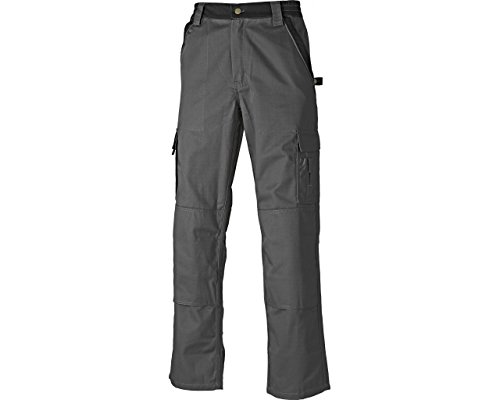 Dickies Bundhose IN30030, Mehrfarbig (Grey/Schwarz), 25 (M/L)