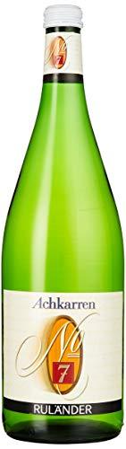 Achkarren Fass Nr. 7 Ruländer Qualitätswein Lieblich (6 x 1 l)