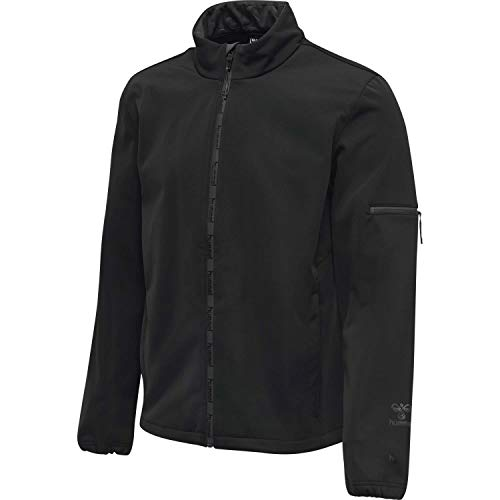 Hummel Herren Softshelljacke North 206685 Black/Asphalt XL