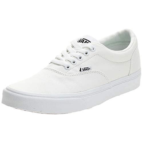 Vans Doheny, Sneaker Uomo, Bianco Triplo Bianco Bianco W42, 42 EU