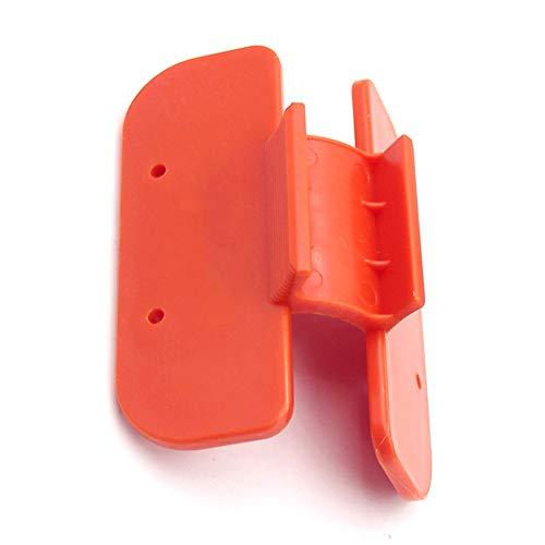 joupugi Durable Practical Trim Gauge Tool,Flush Trim Jig for Bullnose Corners Crown Molding, bullnose Trim Gauge