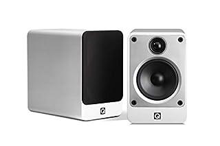 Q Acoustics Concept 20 Bookshelf Speakers (Pair) (Gloss White) (B00CLRED6C) | Amazon price tracker / tracking, Amazon price history charts, Amazon price watches, Amazon price drop alerts
