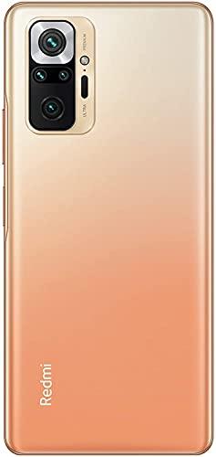 【日本正規代理店品】Xiaomi Redmi Note 10 Pro 日本語版 6+128GB SIMフリースマホ本体 スマートフォン本体 1億800万画素 120Hz AMOLED (グラディエントブロンズ)