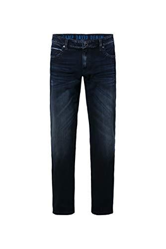 Camp David Herren Used-Waschung Multi Flex Jeans