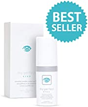 My Perfect Eyes Best Anti-Ageing High Performance Eye Cream Removes Fine Lines, Wrinkles, Eye Bags and Dark Circles, 100 Applications with Wand Applicator