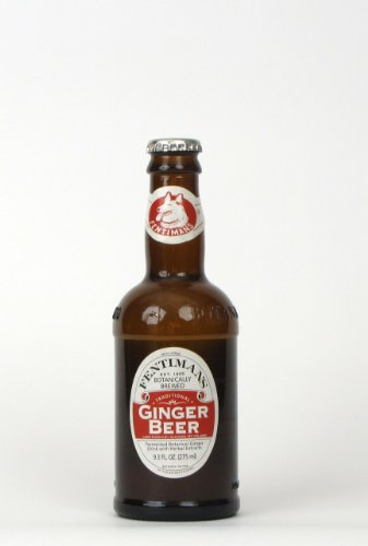 Fentimans Ginger Beer (12 bottles)