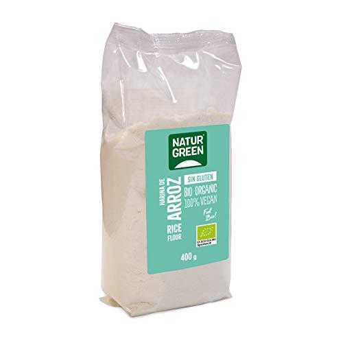 Harina de arroz instantánea Sabor Fresa   2000 gr