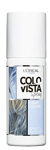 Colovista 1-Day-Color-Spray, pastelbluehair, 75 ml