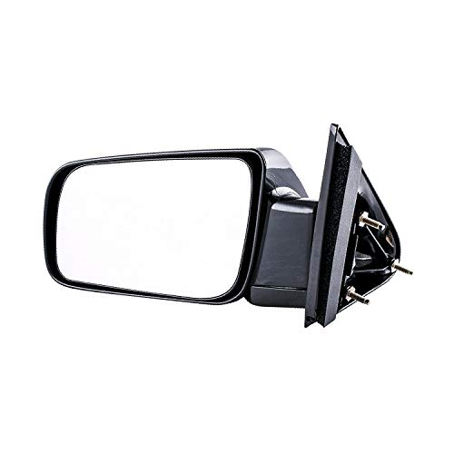 Dependable Direct Left Driver Side Folding Manual Operated Mirror for 88-99 Chevy/GMC C/K 1500 2500 - Parts Link #: GM1320123