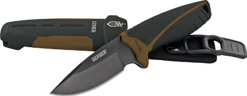 Gerber Myth Fixed Blade Pro Knife, Drop Point...