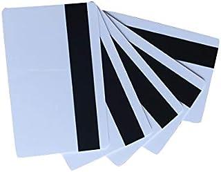 YARONGTECH MIFARE DESFire EV1 Lot de 10 cartes à bande magnétique à 3 bandes 2 K à haute coercivité 2750