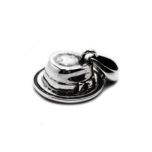 good vibrations/グッドバイブレーションズ 帽子 中折れハット パナマハット チャーム ペンダントトップ スターリングシルバー 純銀 Silver925 ネックレス