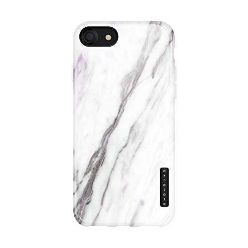 iPhone 8 & iPhone 7 Case Marble, Akna Sili-Tastic Series High Impact Silicon Cover with Full HD+ Graphics for iPhone 8 & iPhone 7 (661-U.S)