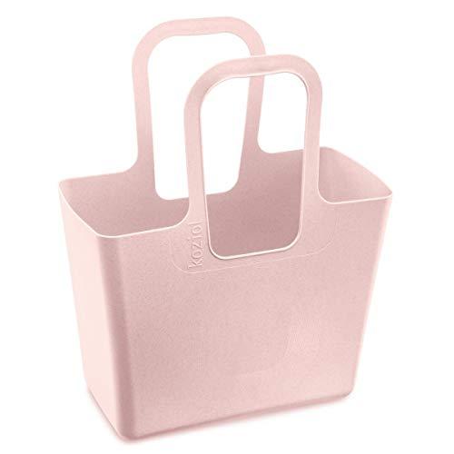 koziol Tasche, thermoplastischer Kunststoff, organic pink, XL