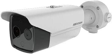 監視カメラ型体温測定用サーモグラフィーカメラセット DS-2TD2617B-3/PAB-SDSSET