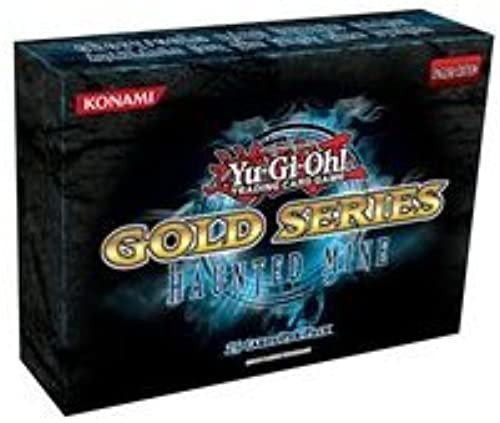 YuGiOh 5Ds Gold Series 5 Haunted Mine Booster Box 5 Packs