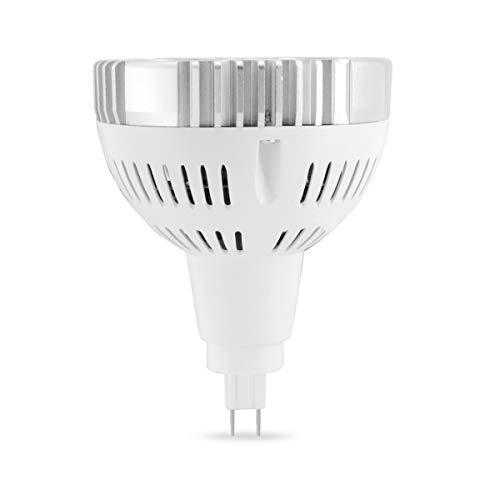 Energiesparende Multifunktions-LED E27 Birnen G8.5 LED-Scheinwerfer 35W Spotlight Gleichwertiges Ersatz 90W Metall-Halogen-Lampe PAR30 kalte weißes/warmes Weiß Wechselstrom 90-260V