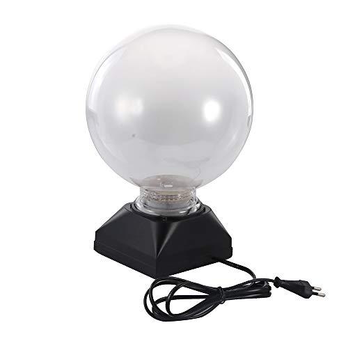 LKHF Bola de Plasma Esfera mágica Relámpago Globo de Cristal Toque Nebulosa Adorno de luz para Casas Fiestas cafeterías
