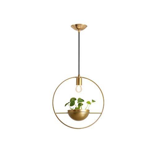 SPNEC Lámparas de Techo - 35x35cm Modernos artefactos de iluminación, la lámpara de la Rota, por aplicación Puede ser ampliamente Utilizado en Interiores, Especialmente Bares, cocinas