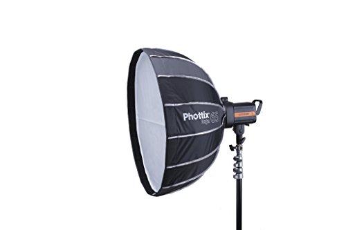 Phottix Raja Softbox, Schwarz, Parabolisch, Softbox, schwarz, 26in