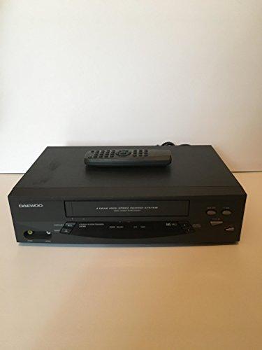 Daewoo VCR 4-Head DV-T5DN