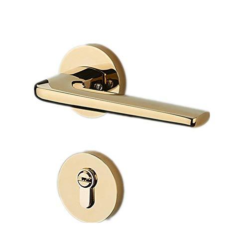 Cerradura de la puerta izquierda y derecha de la cerradura duradera de la puerta