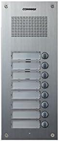 Commax 8-Button Audio Sale price Intercom Lobby Build for Panel 8-Apartment 25% OFF
