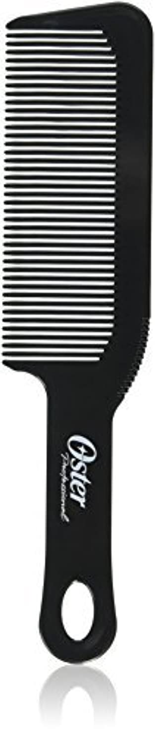 香水市町村ヘルメットOster 076005-605-000 SB-47129 Antistatic Barber Comb, 0.1 Pound [並行輸入品]