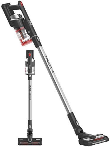 Kabelloser Staubsauger | Akkusauger | 3in1 | Vacuum Cleaner | Multi Zyklonen Technologie | Motorisierte Bürste | Dockingstation | 2220 mAh Akku