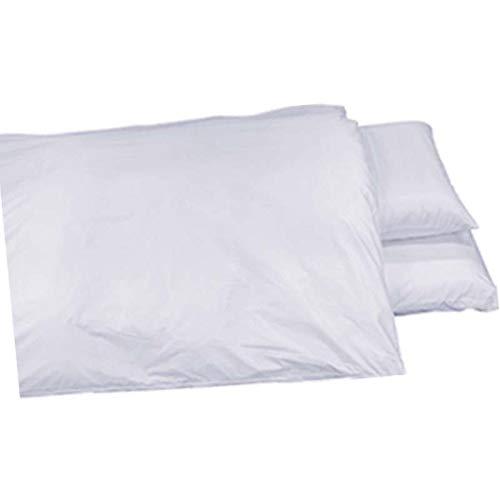 お昼寝布団カバー 135×170 cm 135 170 サイズオーダー 保育園 ホック 柄番 アルファソフト ホワイト