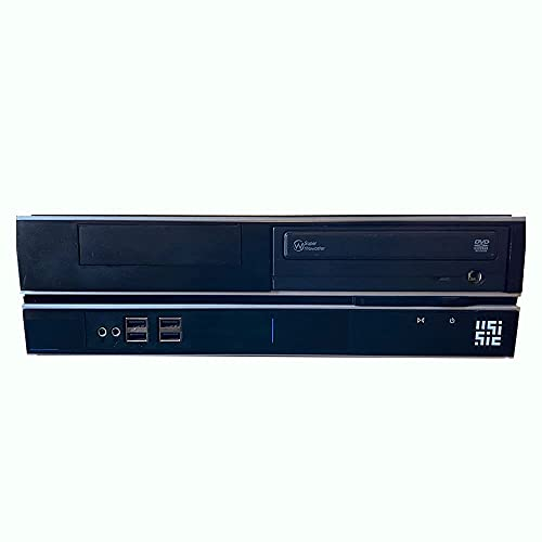 PC DESKTOP Computer, Windows 10 Professional, Intel Core i5, Memoria Ram 8GB DDR3, SSD 120GB + HD 500GB, DVD-ROM, HDMI, WIFI (Ricondizionato)