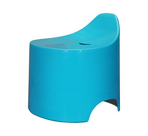 シンカテック 風呂椅子 デュロー バススツール N ブルー Drp-BL
