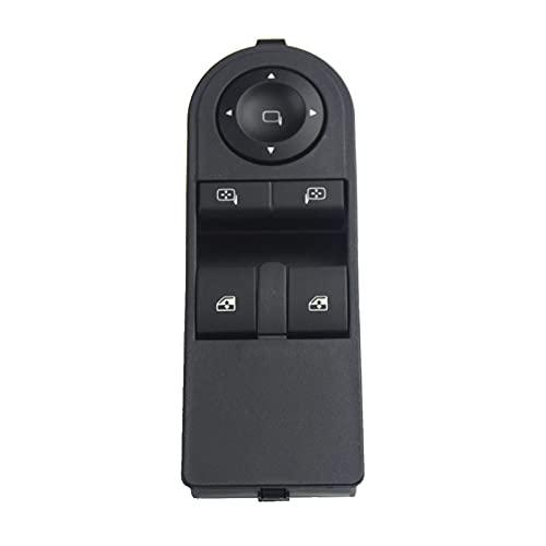 CHENTAO YAN Firm Botón de Interruptor de Control de Ventana FIT FOR Opel Astra H 2005-2010 FIT FOR para Opel Zafira B 2005-2015