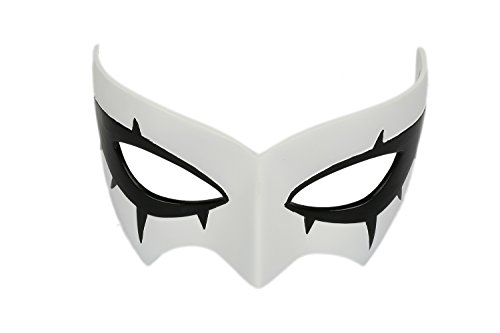 xcoser Persona Mask Deluxe Adjustable Cosplay Eye Mask Costume Accessory Prop