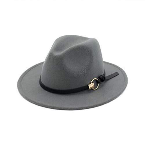 LUOXUEFEI Hat Women Men Lady WinterAutumn Wide Brimn Sombrero