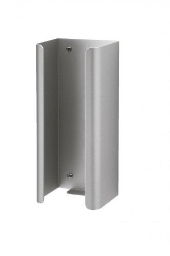 All Care 8469 MediQo-line Edelstahl TRIO Ersatz Toilettenpapier-Halter, 3 Walzen, Weiß