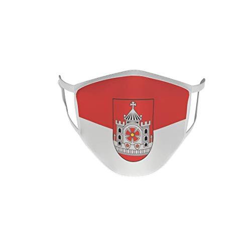 U24 Behelfsmaske Mund-Nasen-Schutz Stoffmaske Maske Detmold