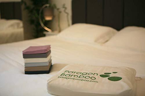 Bamboe Hoeslaken Super King Size Bed 100% natuurlijk bamboe, hypoallergeen, antibacterieel, zacht, antimicrobieel. Kies uit 7 kleuren.
