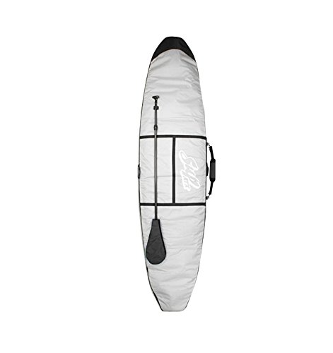 Sup ATX Deluxe Paddleboard Bag, Grey, 11'0'