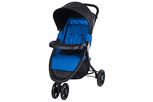 Safety 1st Urban Trek - Silla de paseo, color baleine blue