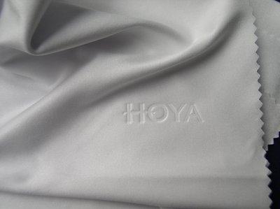 riesengroßes Microfasertuch zum Brille putzen - Original Optiker Werkstatttuch von Hoya