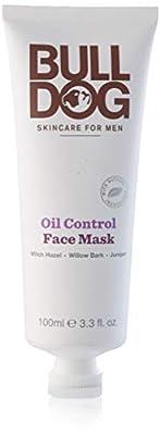 Bulldog Oil Control Face Mask for Men, 100 ml