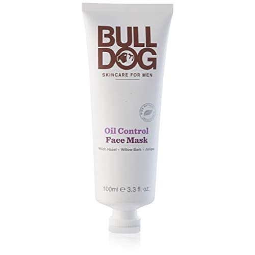 Bulldog, maschera per il viso sebo-regolatrice, 100 ml