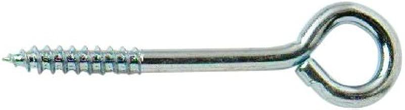 100mm, 15 unidades Bulk Hardware BH00319 C/áncamos