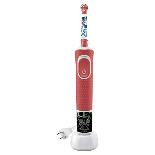 Oral-B Kids Electric Toothbrush featuring Star Wars, for Kids 3+, 14-Inch