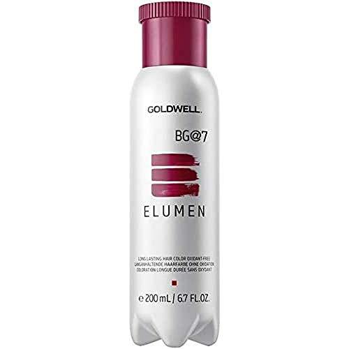 Goldwell Elumen Light Haarfarbe 7 BG, 1er Pack, (1x 200 ml)